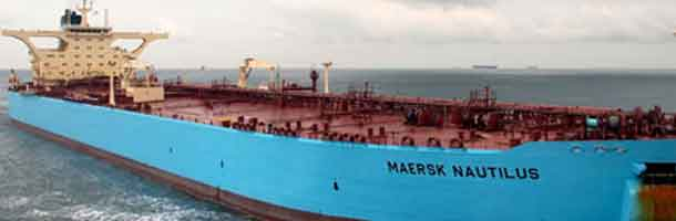 Maersk VLCC sale hangs by a thread
