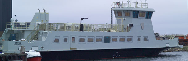 Insertion of new ferry delayed