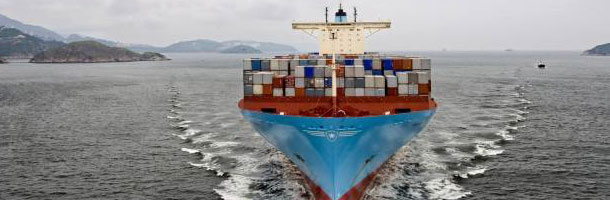Maersk Line optimistic about 2013