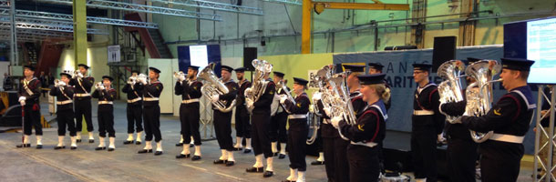 Danish Maritime Fair 2015 is up and running