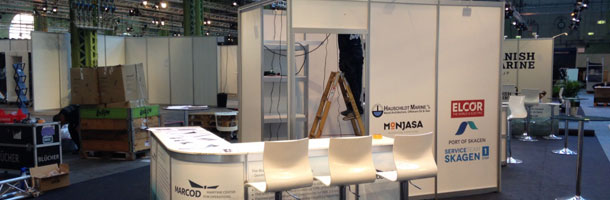 Danish Maritime Fair is ready to start