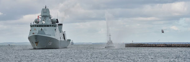 OMT competing for Australian warships
