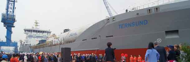 Terntank names LNG-fueled tankers