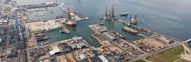 Esbjerg Harbour accelerates investment