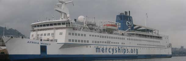 MAN Diesel & Turbo supports Mercy Ships