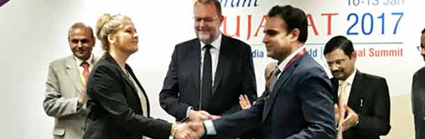Denmark and India in maritime agreement