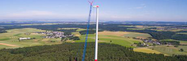 Wind turbines taller than the Eiffel Tower