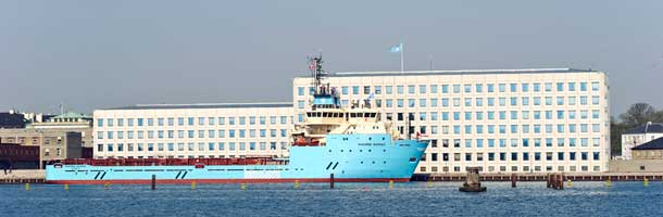Maersk Expands its Executive Board
