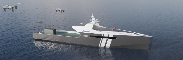 Lack of legal framework for unmanned ship