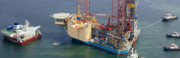 Maersk-rig re-opens preceding fatal accident