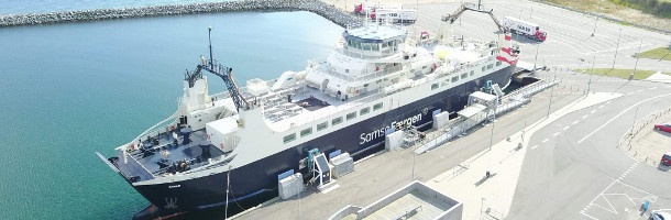 Samsø Ferry will live up to new traveling plan