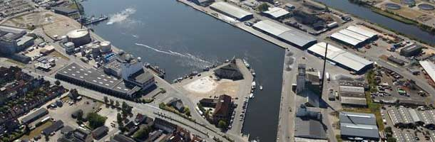 New traffic plan in favor of Horsens Harbour