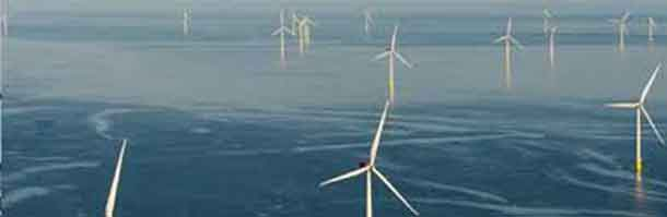Offshore wind overtakes oil and gas