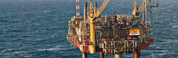 The state will withdraw from North Sea fields