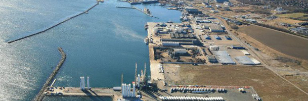 Grenaa Harbor first with LNG bunker plant