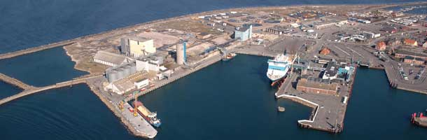 Three bids for the expansion of Rønne Port
