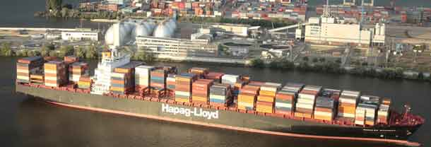 Hapag-Lloyd scraps seven container ships