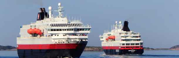 Norwegian ferry service decision by Easter