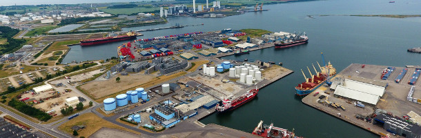 Port of Kalundborg provides 1.439 jobs