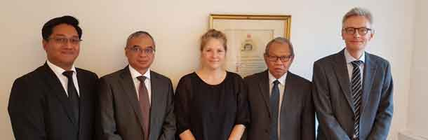 Strong Danish-Indonesian relationship