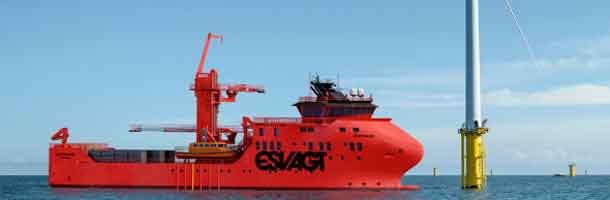 MHI Vestas and Esvagt in new SOV-contract