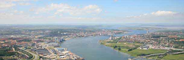 DHL moves department to Port of Aalborg