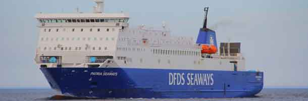 Great year for DFDS Seaways