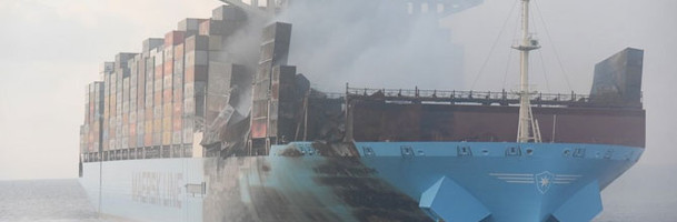 Maersk changes dangerous goods rules
