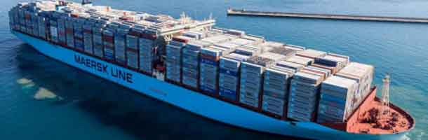Maersk supports Russian-sanctions