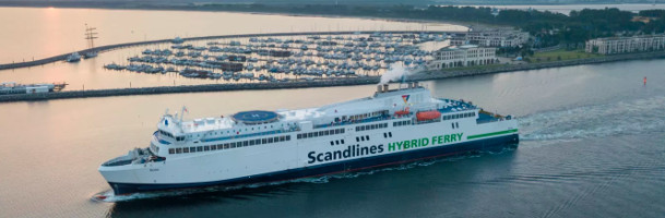 Scandlines had record results in 2017