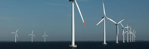 World's largest offshore wind farm ready