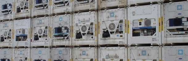 Maersk Container Industry goes bananas