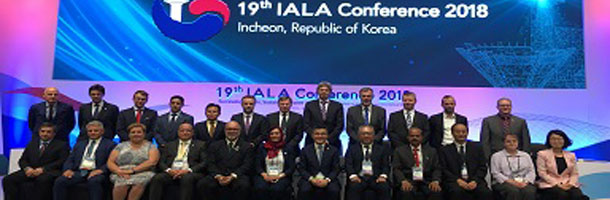 Denmark re-elected for IALA Council