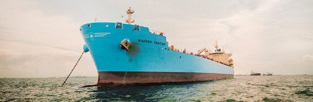 Maersk Tankers orders six new ships