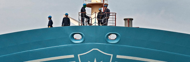 Maersk's fleet is second most valuable