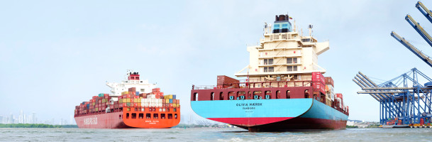 Maersk's goals might be too optimistic