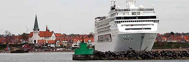 Port of Rønne sets new cruise record