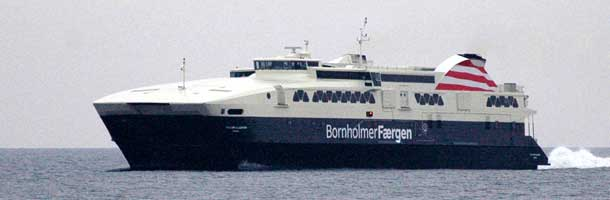 Caos on ferry car deck preceding engine fail