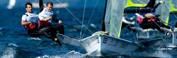 Hempel Sailing World Championships 2018