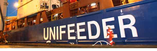 Unifeeder sold to DP World for 4,9 bn kr.