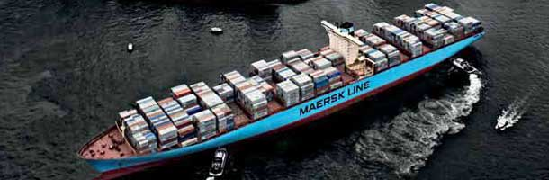 Maersk merges Maersk Line and Damco