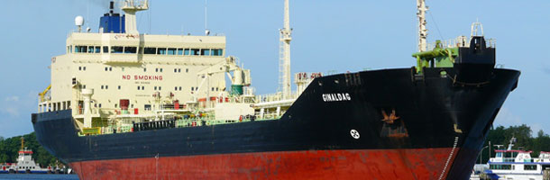 Tanker released after eight months