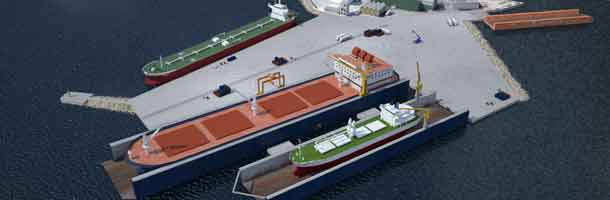 Orskov Yard increases dock leveller capacity