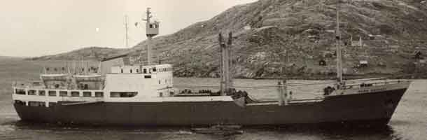 60 years ago Hans Hedtoft sank