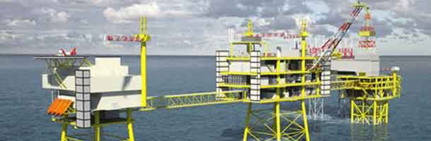 Offshore worker dies in North Sea