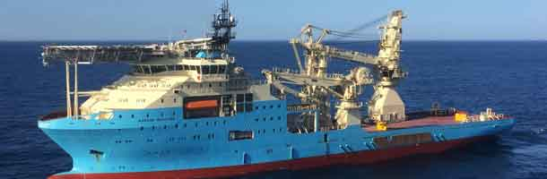 Maersk Supply secures contract with Total
