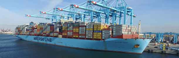 Maersk in Sustainable Growth partnership
