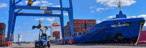 Containerships chooses CMP in Malmö