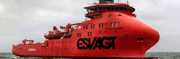 Esvagt strengthens focus on offshore wind
