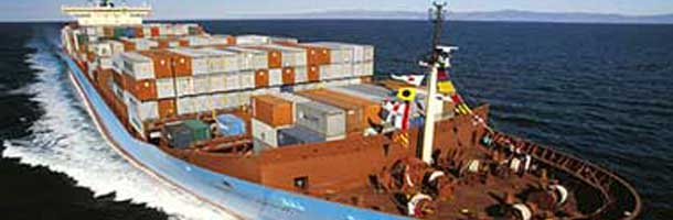 Maersk reports strong improvements